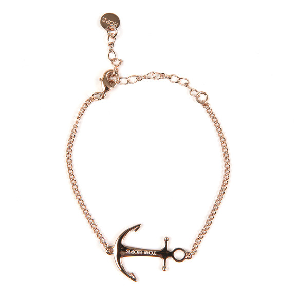 Tom Hope Womens Pink Saint Chain Bracelet main image