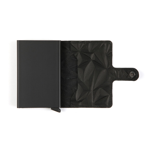 Secrid Mens Black Prism Mini Wallet main image