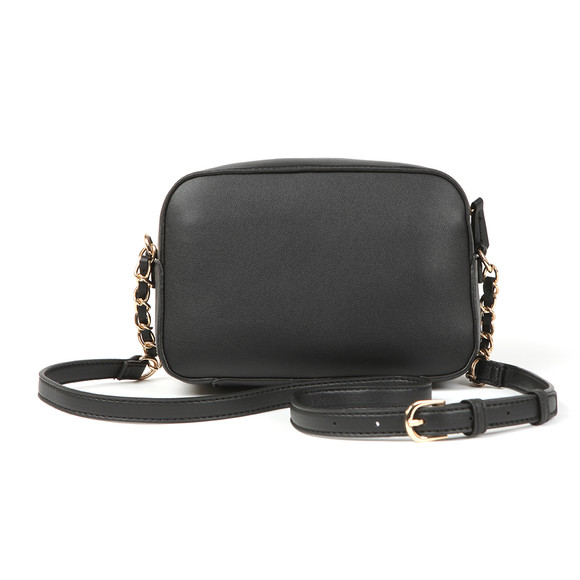 Valentino by Mario Womens Black Olympia Haversack Bag main image
