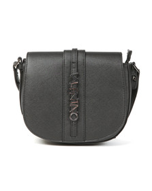 Valentino by Mario Womens Black Sea Winter Clutch Bag
