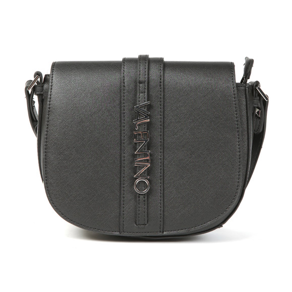 Valentino by Mario Womens Black Sea Winter Clutch Bag main image