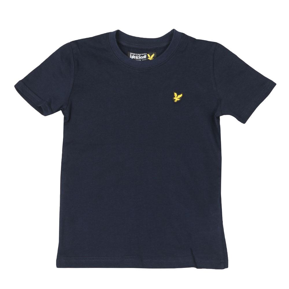 Plain Crew T Shirt