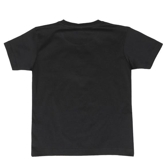 Paul & Shark Boys Black Boys Large Logo T Shirt main image