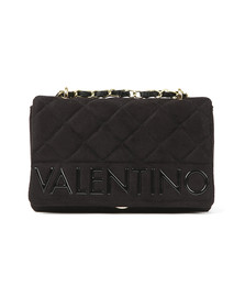 Valentino by Mario Womens Black Arrival Satchel
