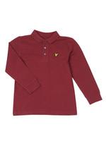 Classic Long Sleeve Polo Shirt