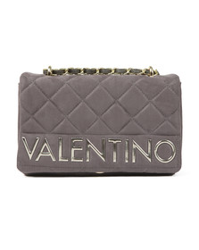 Valentino by Mario Womens Grey Arrival Satchel