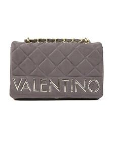 Valentino by Mario Womens Grey Arrival Satchel