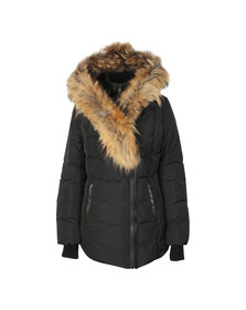 Mackage Womens Black Adali Down Coat