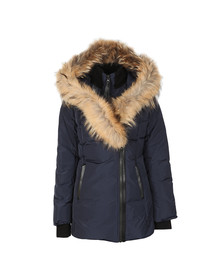 Mackage Womens Blue Adali Down Coat