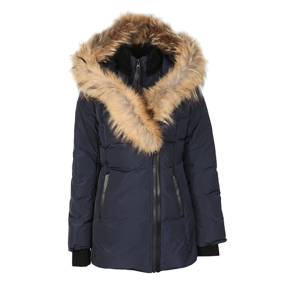 Mackage Womens Blue Adali Down Coat main image