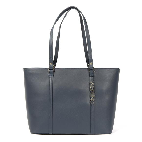 Valentino by Mario Womens Blue Sea Winter Tote Bag main image