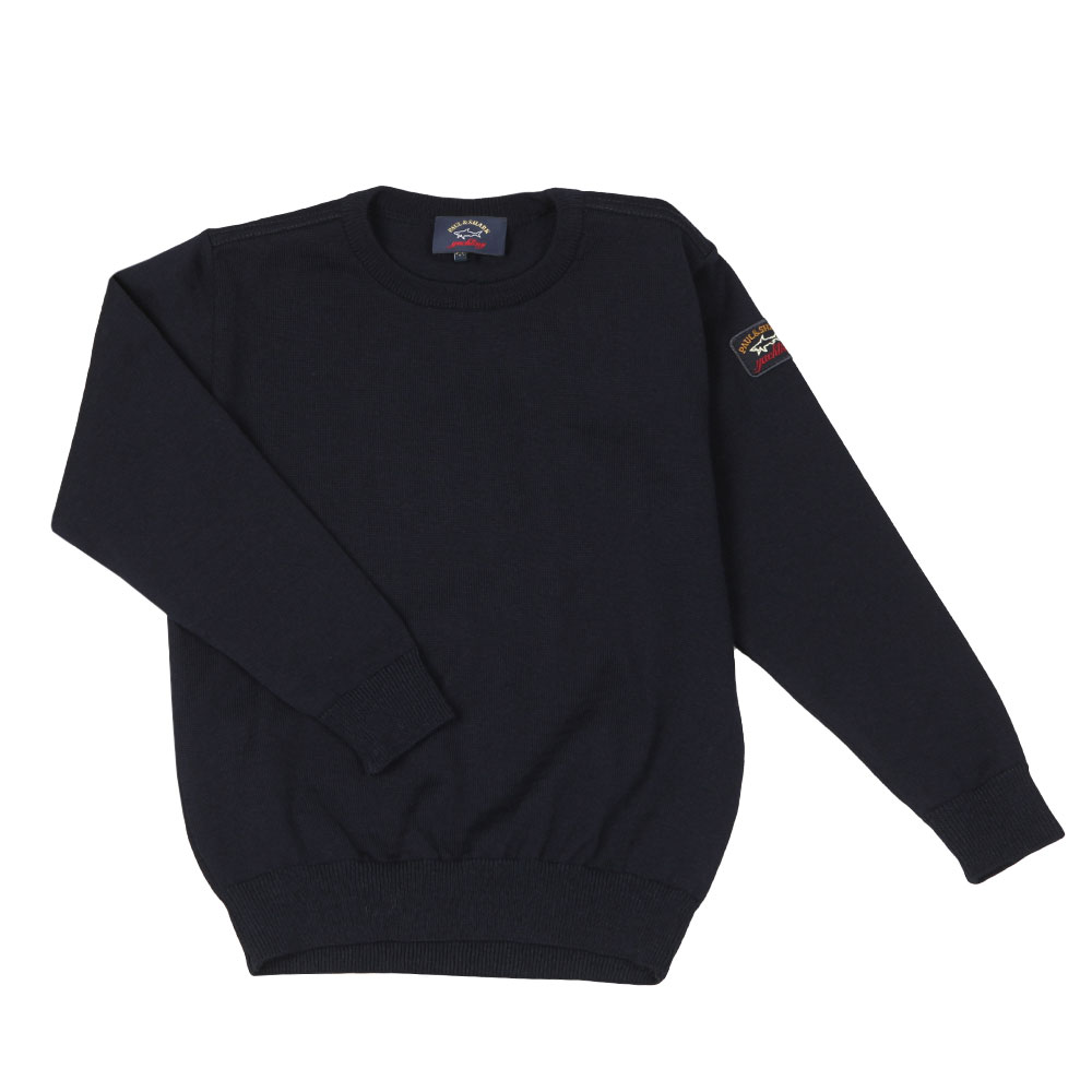 Knitted Crew Jumper main image