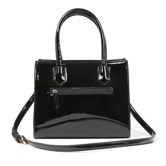 Valentino by Mario Womens Black Ribaye Tote Bag main image