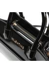 Valentino by Mario Womens Black Ribaye Tote Bag