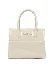 Valentino by Mario Womens Brown Ribaye Tote Bag