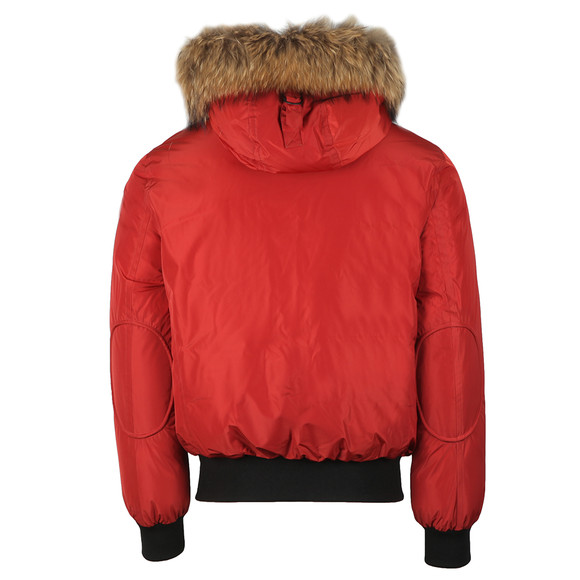 Mackage Mens Red Florian Down Jacket main image