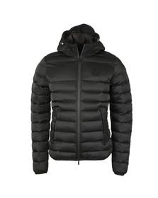 Sik Silk Mens Black Target Jacket