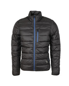PS Paul Smith Mens Black Quilted Jacket