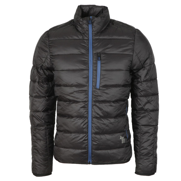 PS Paul Smith Mens Black Quilted Jacket main image