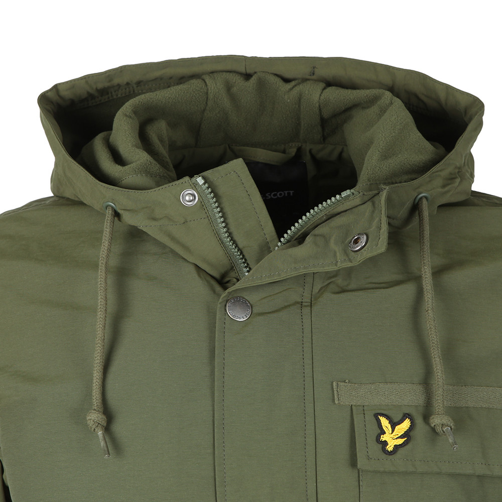 Micro Fleece Lined Jacket main image
