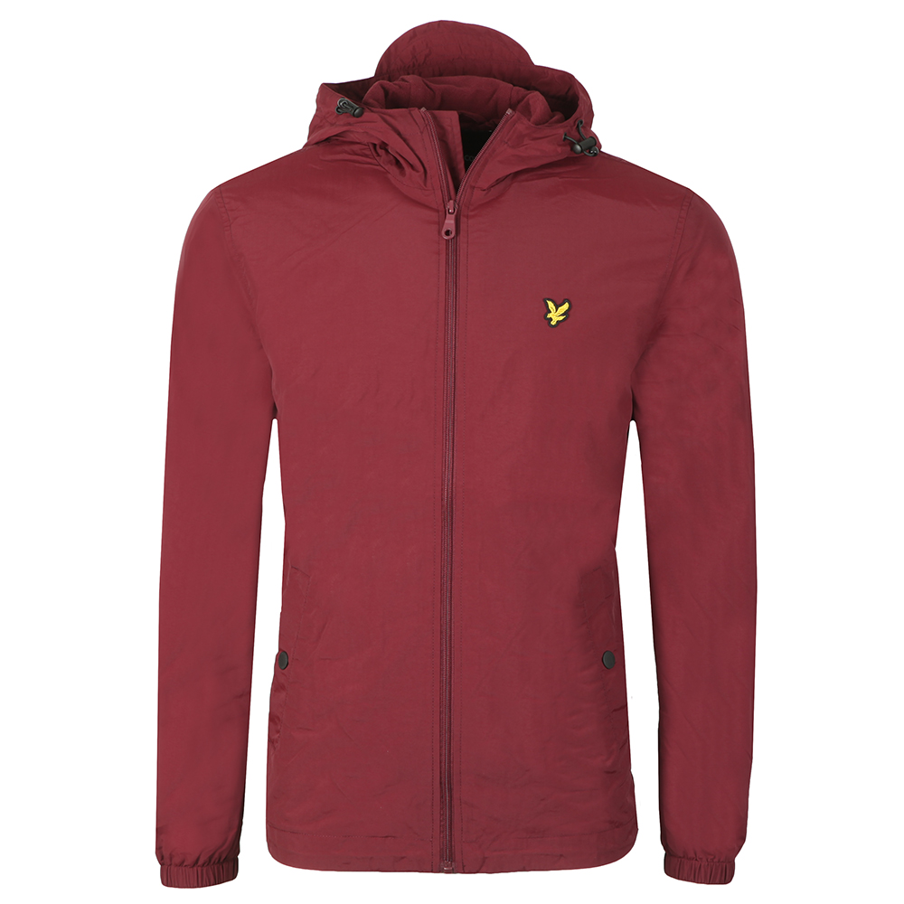 Microfleece Lined Zip Through Jacket main image