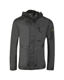 Lyle and Scott Mens Black Casuals Jacket