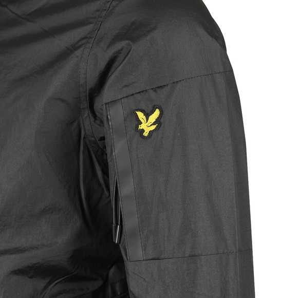 Lyle and Scott Mens Black Casuals Jacket main image