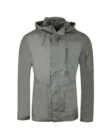 Lyle and Scott Mens Grey Casuals Jacket