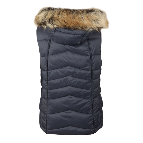 Barbour Lifestyle Womens Blue Bernera Gilet main image
