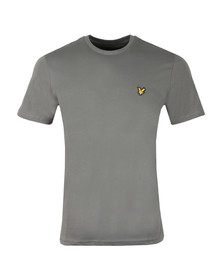 Lyle and Scott Mens Grey S/S T-Shirt