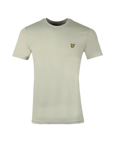 Lyle and Scott Mens Beige S/S T-Shirt