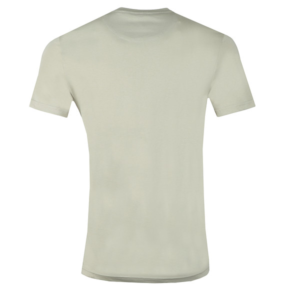 Lyle and Scott Mens Beige Basic Tee main image