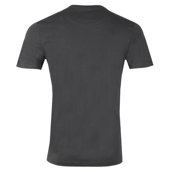 Lyle and Scott Mens Black Logo T-Shirt main image