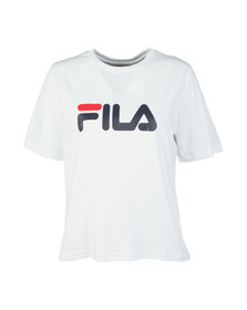 Fila Womens Blue Miss Eagle T Shirt