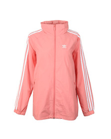 Adidas Originals Womens Pink Stadium Jacket