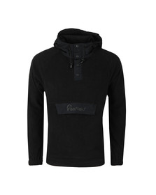 Penfield Mens Black Honnold Solid Fleece