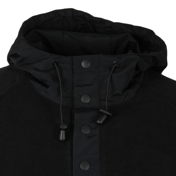 Penfield Mens Black Honnold Solid Fleece main image