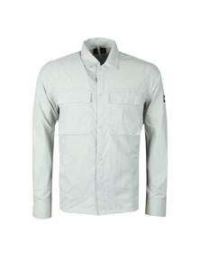 Penfield Mens Silver Oakledge Tech Overshirt