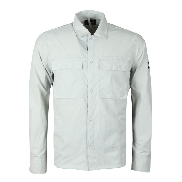 Penfield Mens Silver Oakledge Tech Overshirt main image