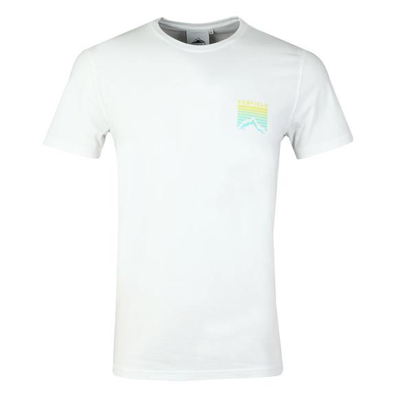 Penfield Mens White Caputo T Shirt main image