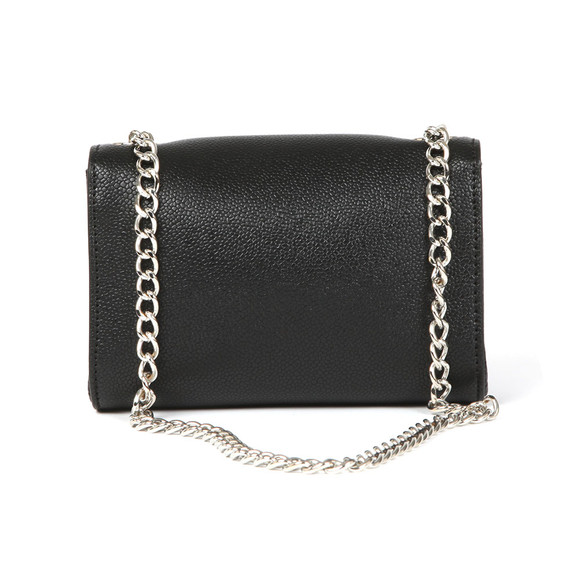 Valentino by Mario Womens Black Divina Clutch Bag main image