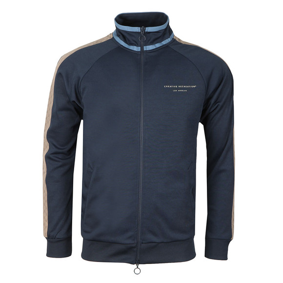 Creative Recreation Mens Blue Aviva Track Top