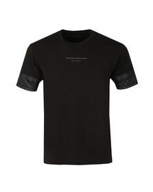 Creative Recreation Mens Black House Pattern T-Shirt