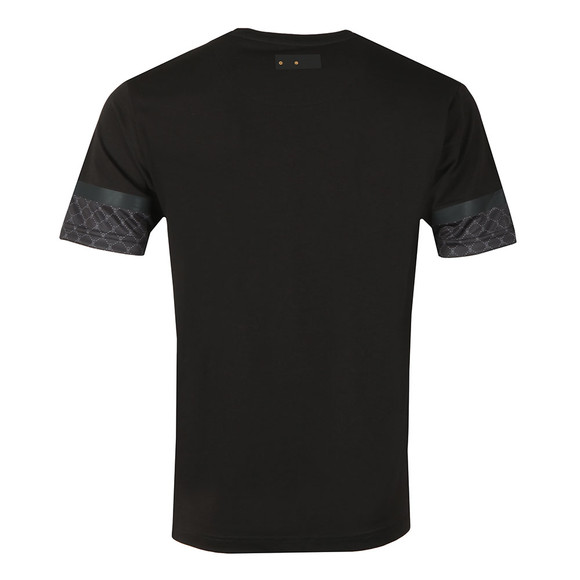 Creative Recreation Mens Black House Pattern T-Shirt  main image