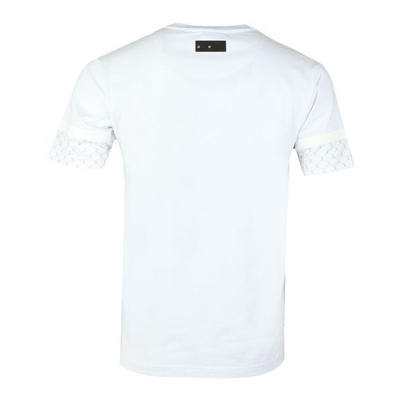 Creative Recreation Mens White House Pattern T-Shirt  main image