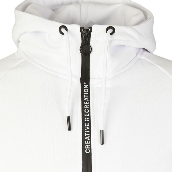 Creative Recreation Mens White Studio Hoodie main image