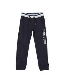 BOSS Bodywear Boys Blue J24455 Jogger