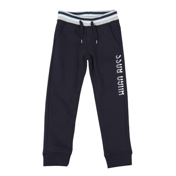 BOSS Bodywear Boys Blue J24455 Jogger main image