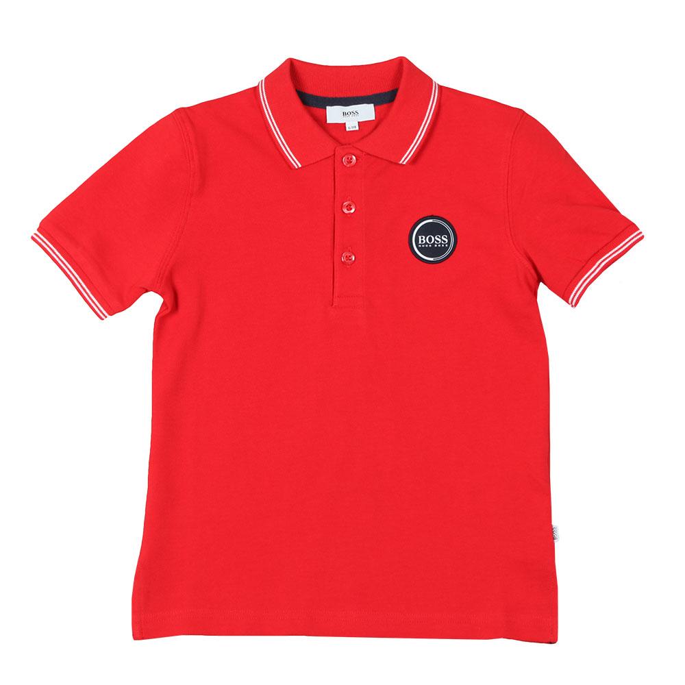 Circle Logo Polo Shirt main image