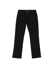 Emporio Armani Boys Black J06 Chino